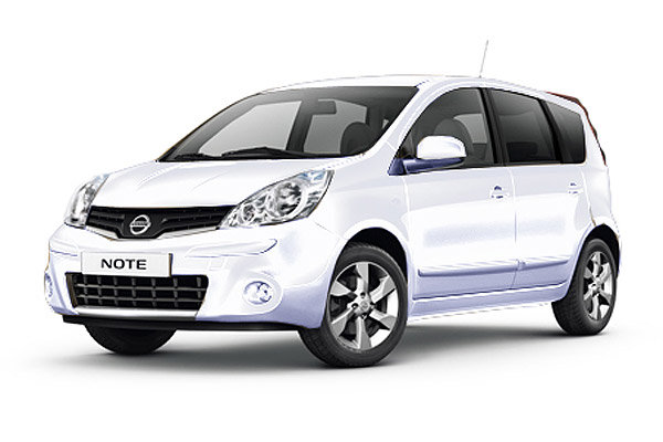 Фото Nissan Note Hatchback AT