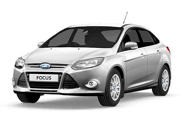 Фото Ford Focus III sedan AT Белый