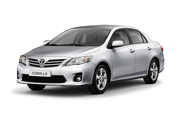 Фото Toyota Corolla Sedan AT