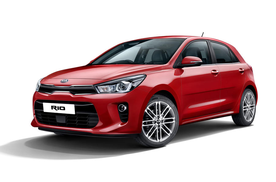 Фото Kia Rio 1.4 AT Hatchback 2016