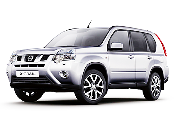 Фото Nissan X-Trail SUV AT