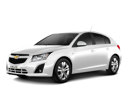 Фото Chevrolet Cruze hatch AT Белый