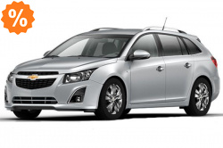 Фото Chevrolet Cruze Wagon MT