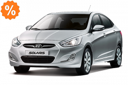Фото Hyundai Solaris Sedan AT