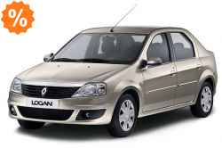 Фото Renault Logan Sedan MT