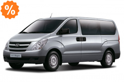Фото Hyundai H1 Starex AT