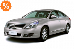 Фото Nissan Teana Sedan AT
